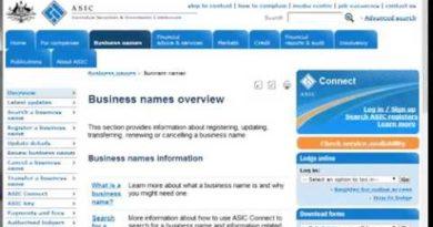 Start Your Own Business in Australia Links & Tips