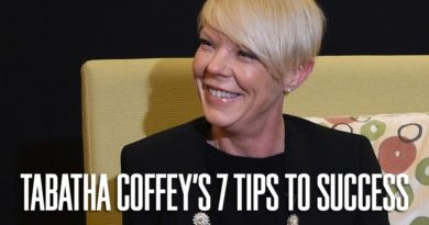 Tabatha Coffey's 7 Tips To Success