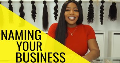 5 KEY TIPS for Naming Your Hair Business | AVOID These COMMON MISTAKES!! | Getting Started Series