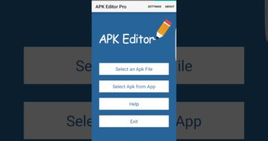 APK Editor pro Tutorial MOST POWERFUL HACKING ANYTHING APP for android full review features HQ 2019