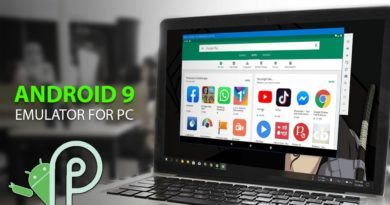 Android 9 Pie Emulator For PC | Windows & Linux