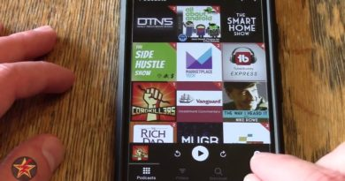 Android App Review: Pocket Casts (Revisited)