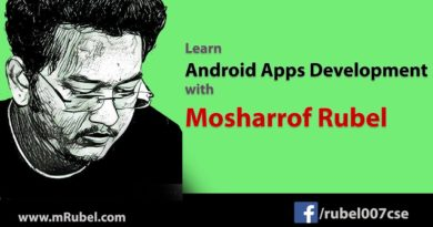 Android Tutorial 18 : Error Solving : Cannot resolve symbol 'AppCompatActivity'