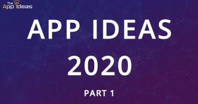App Ideas | Mobile App Ideas 2020 | Android App Ideas | iOS App Ideas | App Ideas Part 1