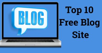 Best Blog Sites : Best Popular Top 10 Best Free Blog Sites on the web। EraIT
