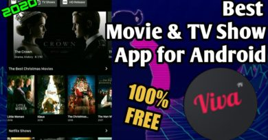 Finest Newest Film & TV Present App on Android APK Obtain | Films & TV Reveals FREE 100%Legit🔥 | 2020 1