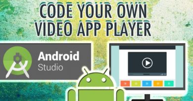 Code Your Own Video App Player in Android Studio!