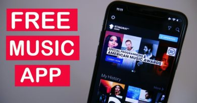 Free Music App for iPhone & Android (2019)