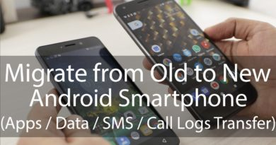 Guide Transfer Data From Old Android Phone to New Smartphone