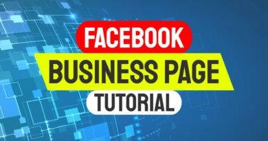 How To Create Facebook Page | Facebook Business Page Tips
