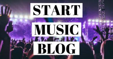 How To Start A Music Blog   WordPress Music Blogging Tutorial