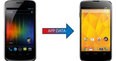 How to Transfer App Data from One Android to Another