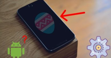 How to find the android Easter egg on version 9