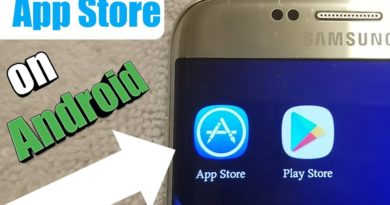 How to get the IOS App Store on Android