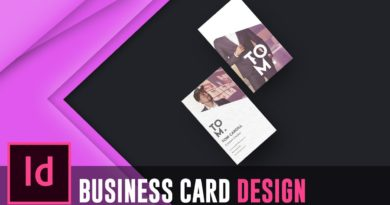 InDesign Business Card Design Tips & Tricks - InDesign Business Card Tutorial