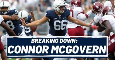 Is Connor McGovern the Cowboys' next OL Star? | Film Room