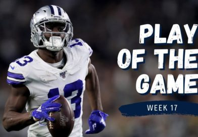 Michael Gallup Lights Up Redskins for 3 Touchdowns   Film Room   Blogging the Boys