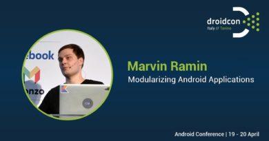 Modularizing Android Applications - Marvin Ramin