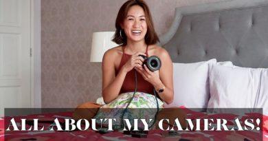 My Blogging and Vlogging Cameras   Laureen Uy