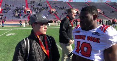 Penny Hart talks to Blogging the Boys | Senior Bowl 2019