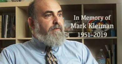Remembering Mark Kleiman   Glenn Loury & Mark Kleiman [The Glenn Show]
