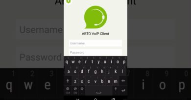 Sample softphone guide on VoIP SIP SDK for Android