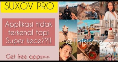 TEZZA VERSI ANDROID #2 | Suxov Pro | Free Apps | Thisisme✨