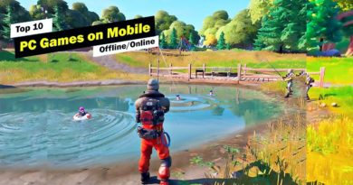 Top 12 PC Games That Can Be Played on Android & iOS!