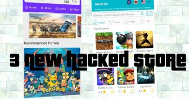 Top 3 new mod app stores android 2019 || play store alternetive apps Android