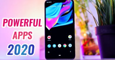 Top 5 Powerful Android Apps You Must INSTALL In 2020
