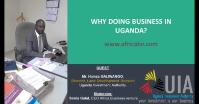 Why doing business in Uganda