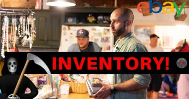 eBay Business INVENTORY is OUT OF CONTROL! Tips for Selling on eBay