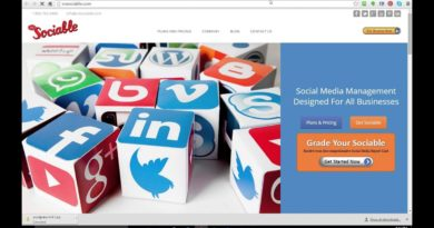 """Complete Step by Step """"Link Posting"""" Blogging Site Set Up PART 3"""