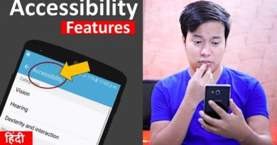 5 essential Accessibility options in android cellphone | essential settings 🔥 7