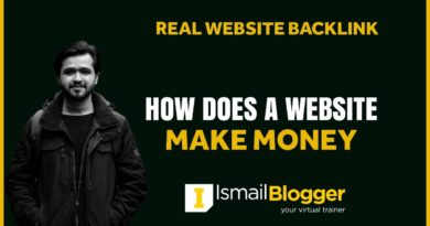 5. How Does a Website Make Money | Amazon Affiliate Blogging