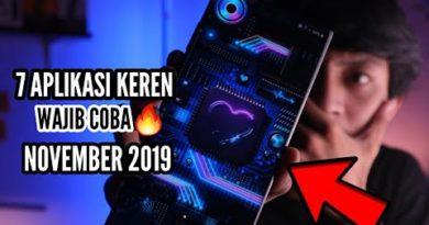 7 Aplikasi Terbaik Dan Keren November 2019🔥BEST ANDROID APPS NOVEMBER 2019 7