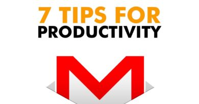 7 GMail Power Tips that Will Massively Boost your Productivity