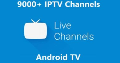 9000+ IPTV Channels for Android TV Live Channels   Nvidia Shield, Nexus Player & MiBox