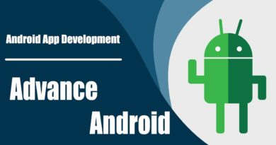Advance Android MainActivity Subclass of AppCompatActivity