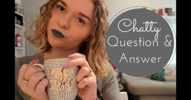 BOOKS, BREAKDOWNS AND BLOGGING FULL TIME | Chatty Q & A