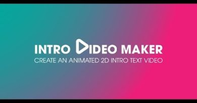 Best intro maker app Android {working}