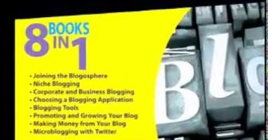 Blogging for Dummies 2010 - 8 Books in 1