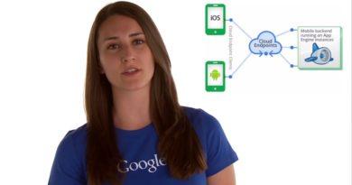 Build your mobile app with Google Cloud Platform