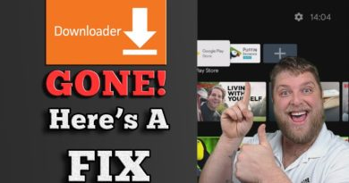 Downloader Gone From Android TV | New Way To Install Puffin TV Browser On Android TV Device