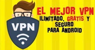 El mejor VPN ILIMITADO, GRATIS y SEGURO para Android 2019 - Cambia tu IP a otro país 🇨🇦 7
