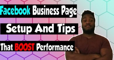 FACEBOOK BUSINESS PAGE TIPS AND HACKS: FULLY OPTIMIZE your Facebook business page