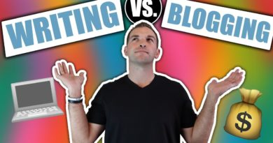 FREELANCE WRITING VS. BLOGGING: How to Choose the Right One