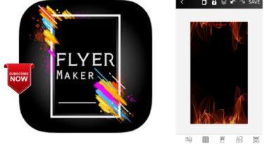 Flyers, Posters, Banner, Graphic Maker, Designs   App Tutorial 2018 Bangla ll Flyer Maker Tutorial