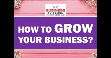 HOW TO GROW YOUR BUSINESS?-1 Business Wisdom and Growth Tips (ENGLISH)