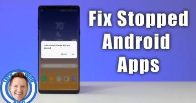 How to Fix Stopped Android Apps, Change Permissions & Set Defaults